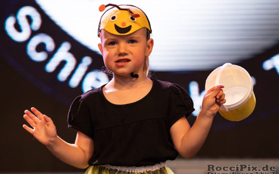 Kindertanzen fördert Selbstbewusstsein